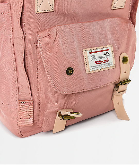 304444ab66 ... Doughnut Macaroon Rose Backpack ...