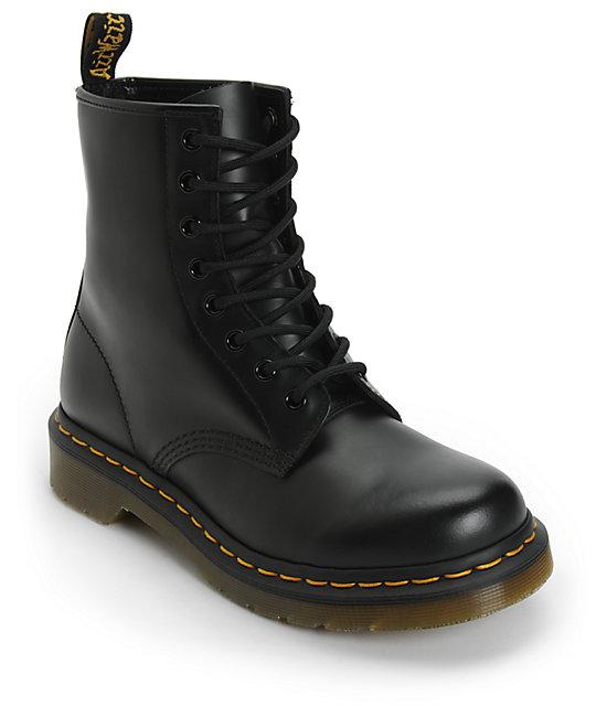608fdbf1bf77b Dr. Martens 1460 Black Boots | Zumiez
