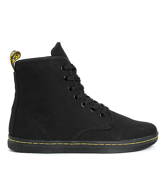 Dr. Martens Shoreditch Black Boots