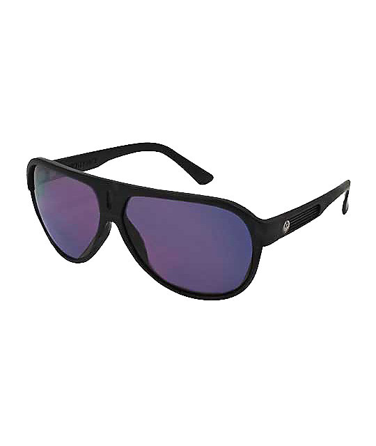 Dragon Experience II Jet Purple & Purple Ion Sunglasses
