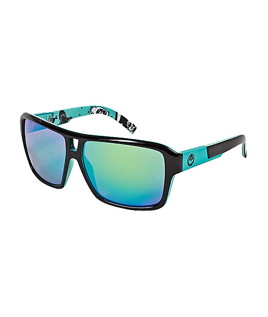 Dragon Jam Owen Wright Green Ion Sunglasses