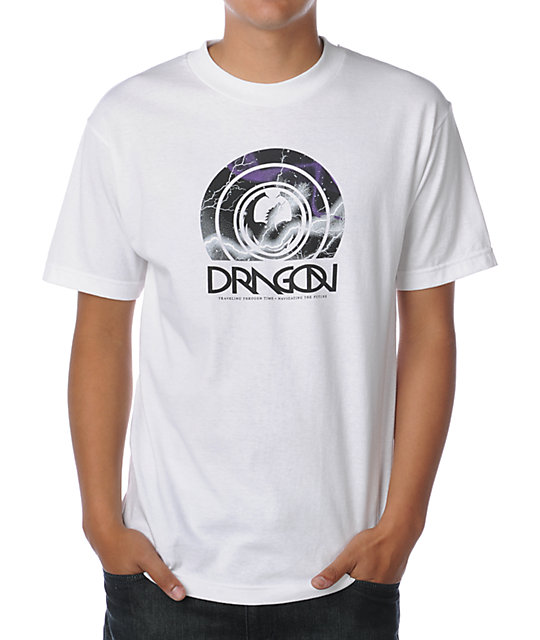 Dragon Super Future White T-Shirt