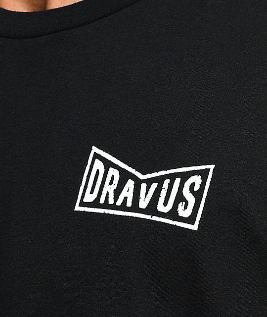 Dravus Sundown camiseta negra