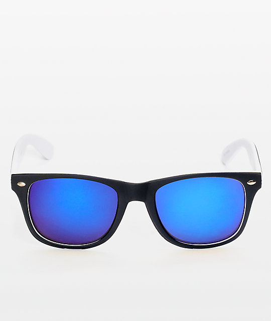 Dream On Classic gafas de sol en negro y blanco