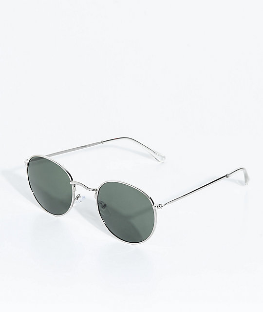 Dyllon Silver Sunglasses