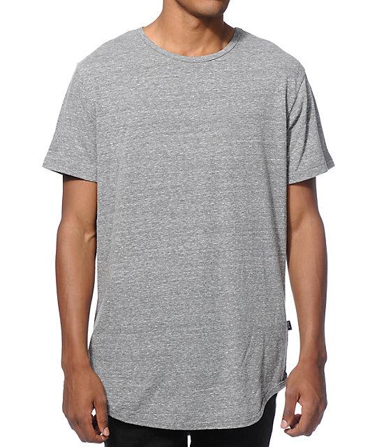 38fa7334f7c EPTM. Elongated Basic Drop Tail T-Shirt