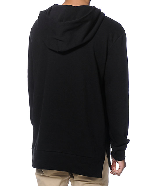 EPTM. Elongated Triblend Hoodie