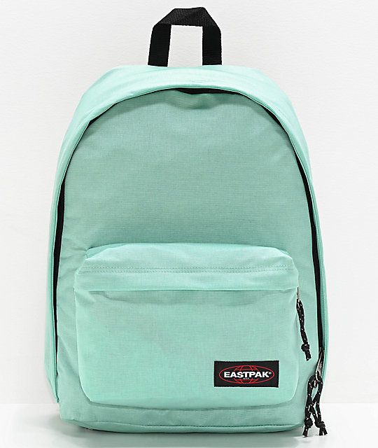 Eastpak Out Of Office Mellow Mint Backpack