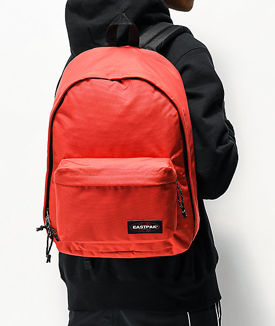Eastpak Out Of Office Teasing Red Backpack