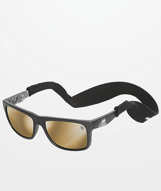 3c03849cb4 Electric X Sketchy Tank Swingarm XL Gold V.2 Sunglasses