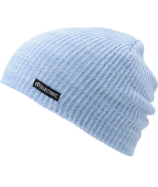 Electric 30W Heather Denim Beanie