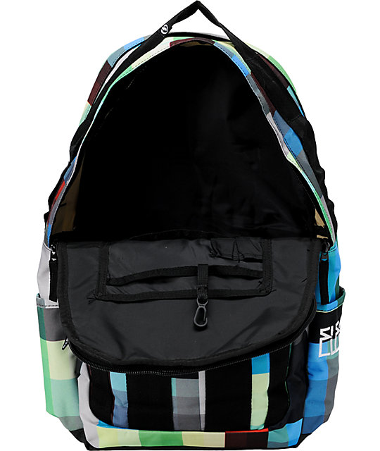 Electric Caliber Matrix Backpack