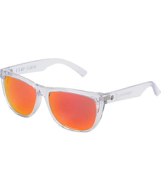 Electric Flipside Crystal & Fire Sunglasses