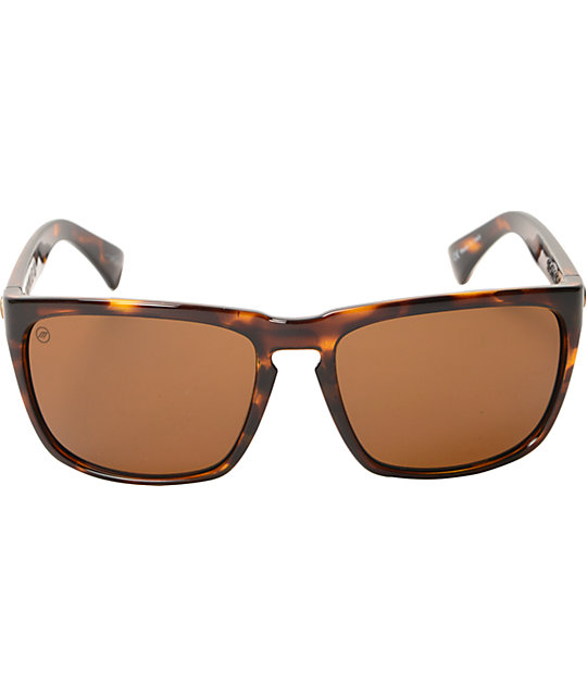 Electric Knoxville XL gafas de sol en efecto carey