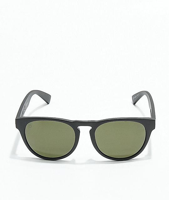 1bb9fd5d9fc ... Electric Nashville XL Matte Black   Grey Polarized Sunglasses