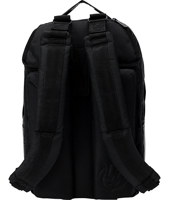 Electric Site Pack Black Backpack