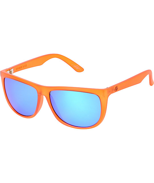 Electric Tonette Atomic Tangerine Sunglasses