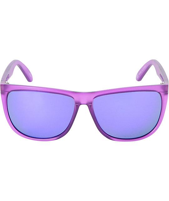 6327edf525 ... Electric Tonette Phantom Purple   Grey Sunglasses