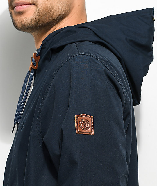 Element Alder Eclipse Navy Jacket