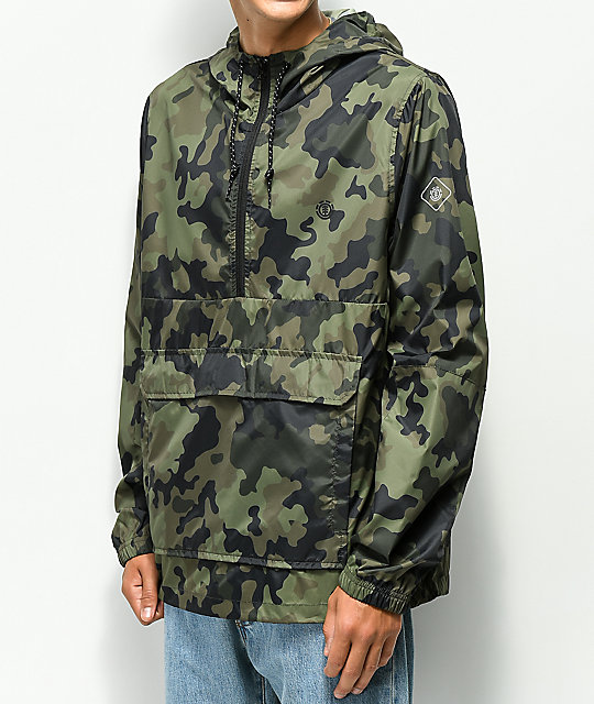 Element Alder Pop Anorak Jacket