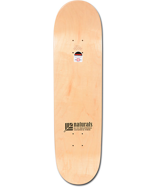 "Element Appleyard Icon 8.0""  Skateboard Deck"