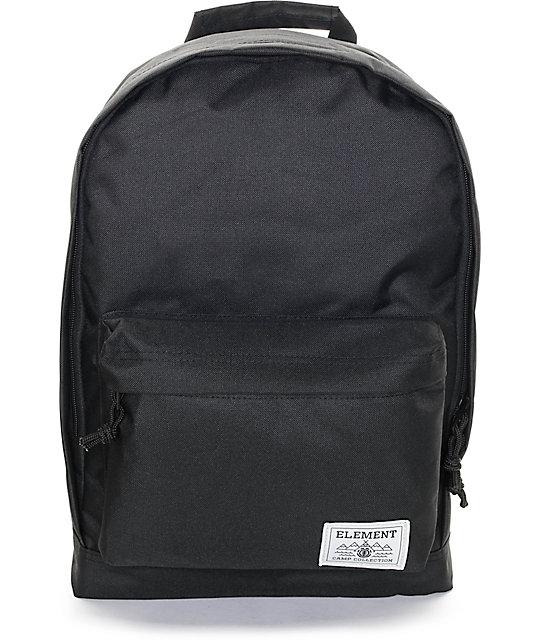 3b899257940 Element Beyond Flint Black 18L Backpack