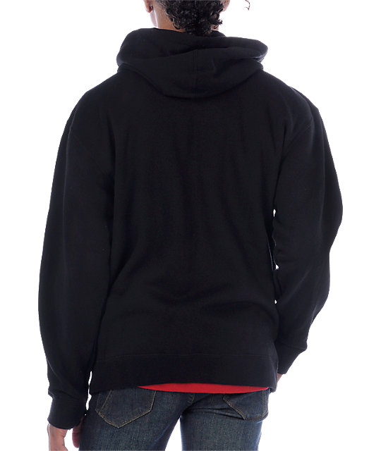 Element Boys Punch Black Hoodie