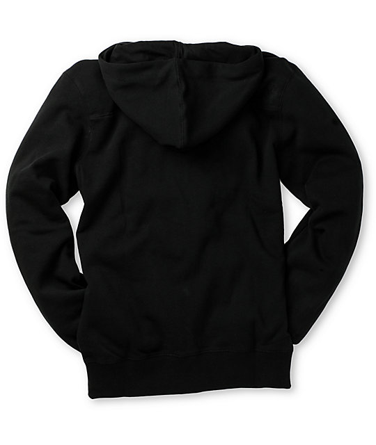 Element Boys Westerly Black Hoodie