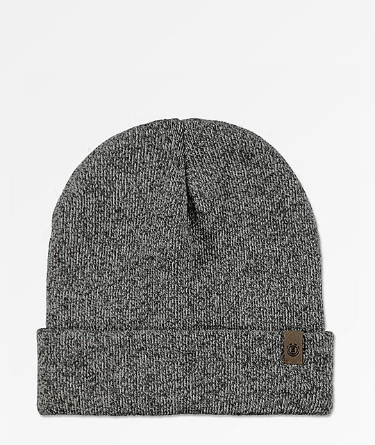 Element Carrier 2 Charcoal Beanie