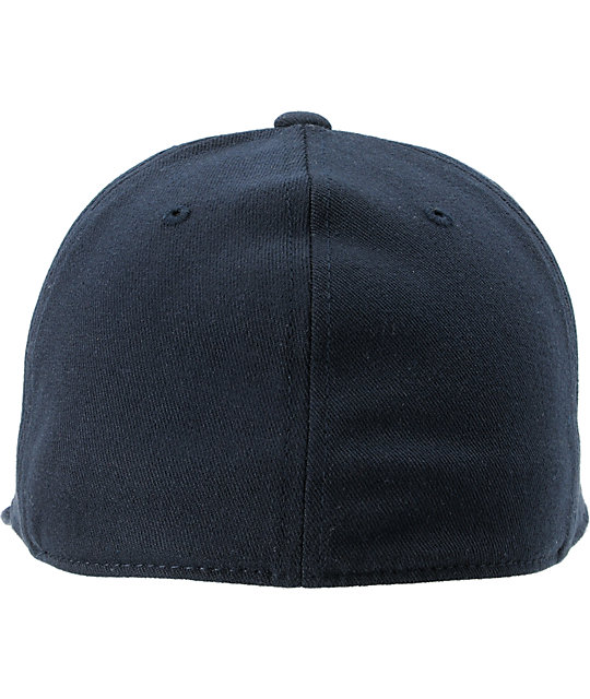 Element Carter Navy Blue Fitted Hat