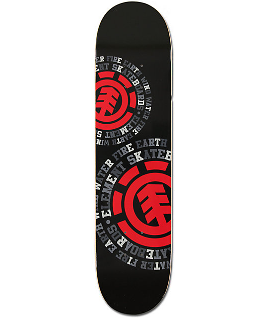 "Element Dispersion 7.5""  Skateboard Deck"