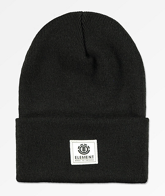 Element Dusk 2 Flint Black Beanie
