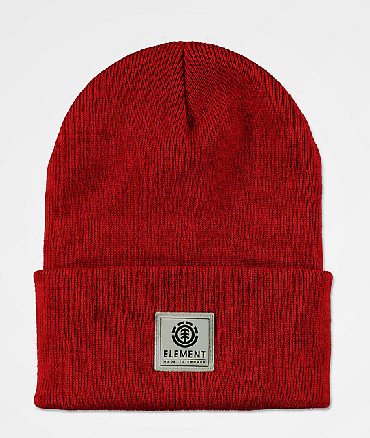 Element Dusk 2 gorro rojo