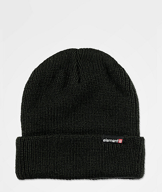 Element Kernel Flint gorro negro