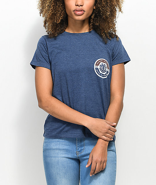 Element Made Navy T-Shirt