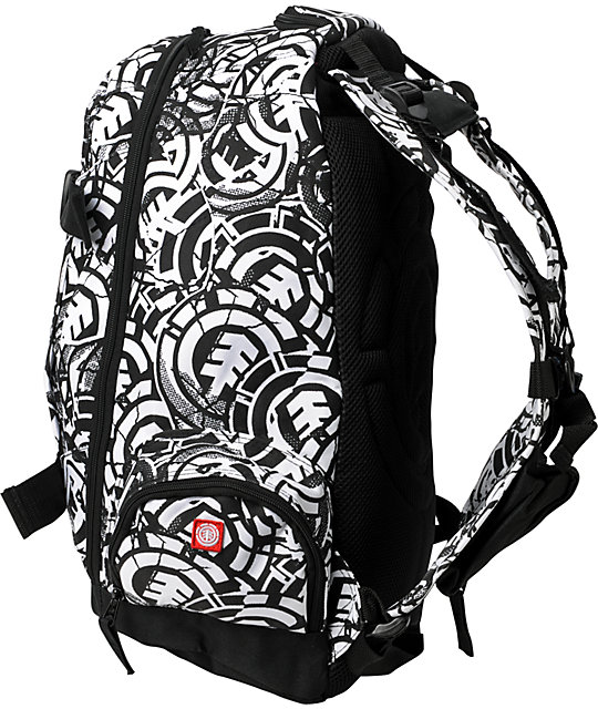 Element Mohave Crack Up Skate Backpack