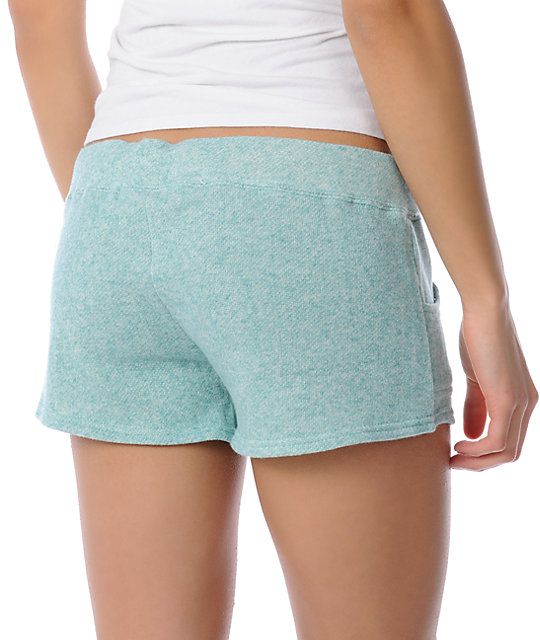 Element Newton Teal Loop Terry Short