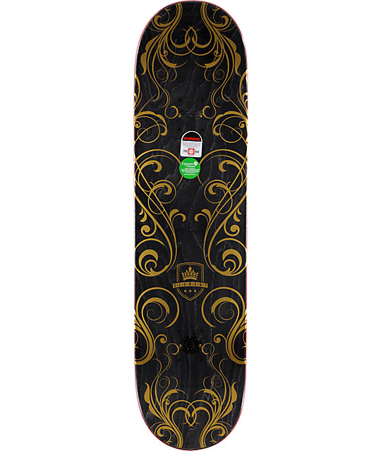 "Element Nyjah Huston Championship 8.25""  Skateboard Deck"