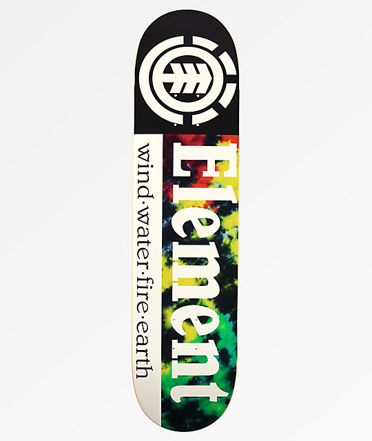 "Element Rasta Section 7.75"" tabla de skate"