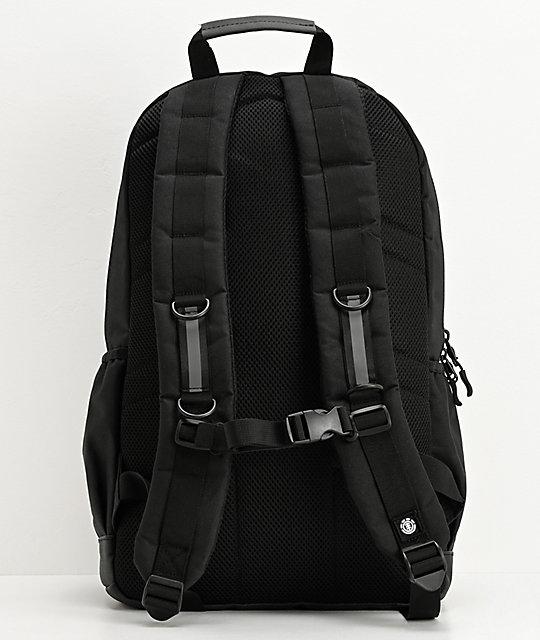 Element Regent Flint Black Backpack