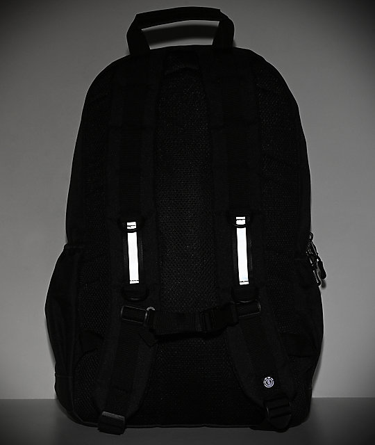 Element Regent Flint Black Backpack