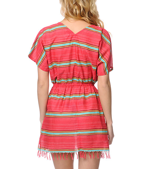 Element Robin Stripe Dress