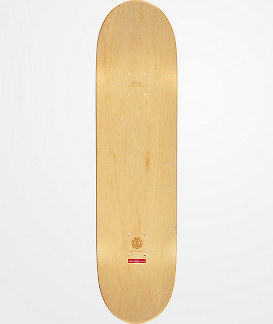 "Element Seattle 8.25"" Skateboard Deck"