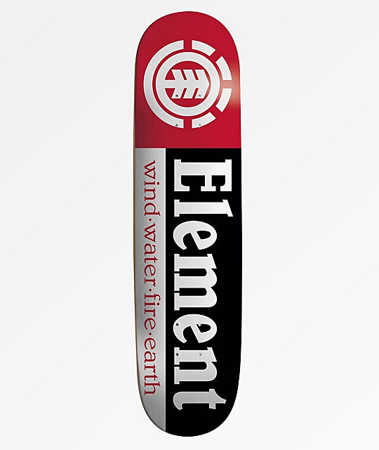 Element Sections 7.75