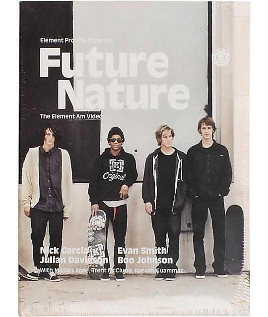 Element Skateboards Future Nature DVD
