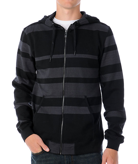 Element Thurlow Black Hoodie
