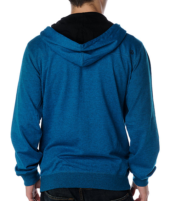 Element Westerly Turquoise Hoodie
