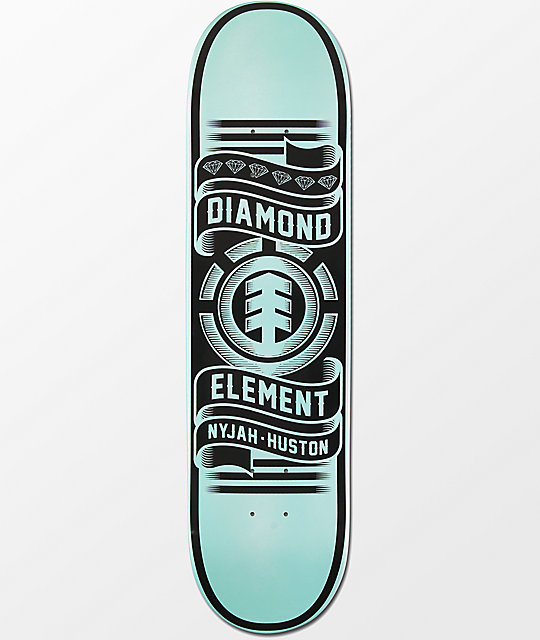 Element X Diamond Supply Co Nyjah Huston 8.0