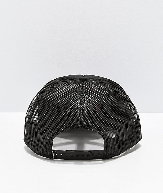 Element x BAM x HIM Black Trucker Hat