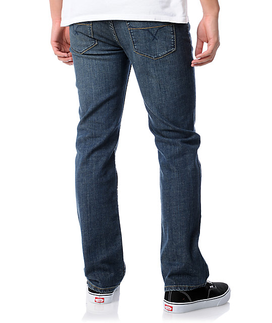 Elwood Medium Blue OG Regular Fit Jeans